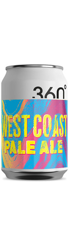 360 West Coast IPA - CAN
