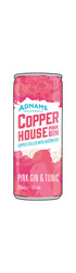 Copper House Pink G&T Can