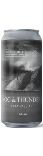 Burnt Mill x Collective Arts: Fog & Thunder IPA - CAN