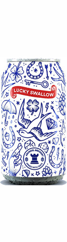 Lucky Swallow Lager - CAN