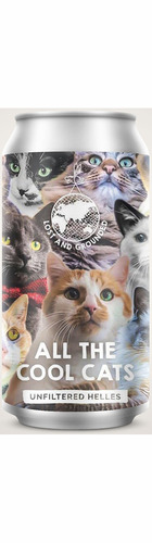 All The Cool Cats Helles - CAN