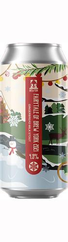 Fairytale of Brew York Oatmilk Stout