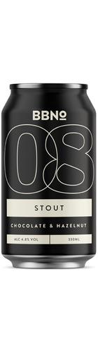 08 Stout Chocolate & Hazelnut