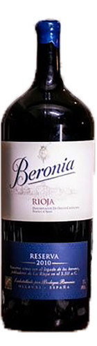 Beronia Rioja Reserva - Nebuchadnezzar