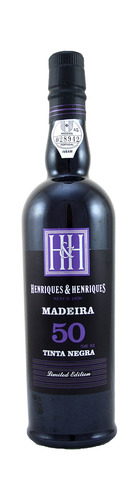 Madeira 50 yr old Tinta Negra
