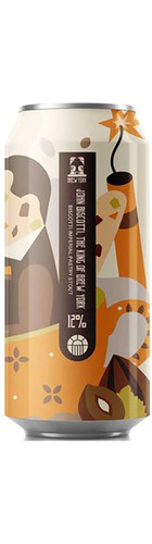 John Biscotti Imperial Pastry Stout