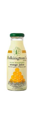 Pure Squeezed Orange Juice - 25cl