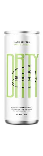 White Citrus Hard Seltzer 12 Pack Deal