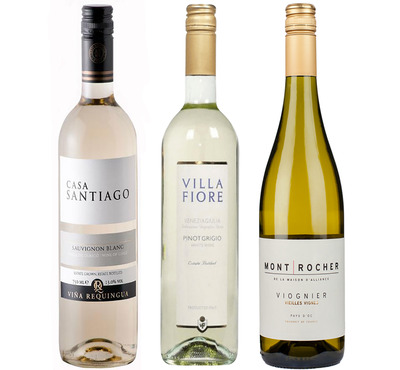 Weekend White Selection