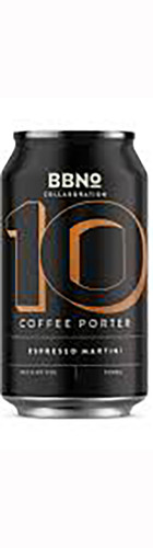 10 Coffee Porter - Espresso Martini
