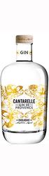 Cantarelle Gin de Provence Exclusive - 70cl