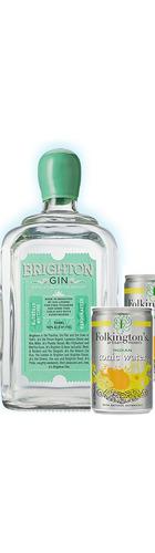Brighton Gin + Folkingtons Tonic Deal
