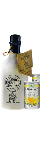 Cabin Pressure Gin & Folkingtons Tonic Deal
