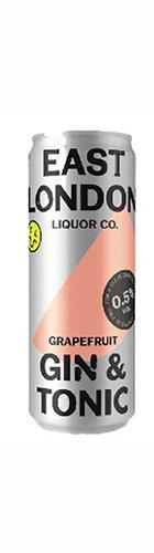 Grapefruit Gin & Tonic Alcohol Free