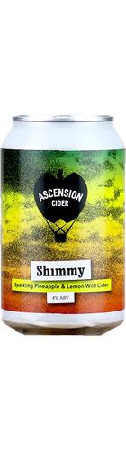 Shimmy Pineapple & Lemon Wild Cider