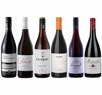 Pinot Noir Around the World - Mixed 6 bts