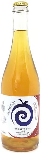 Dabinett S.V.C Natural Cider