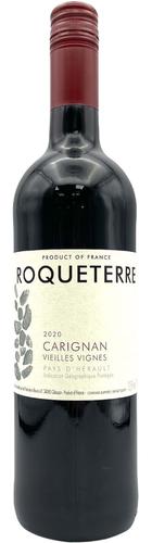 Carignan Vieilles Vignes, Roqueterre